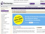 10% off at Book Depository AGAIN