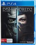 [PS4] Dishonored 2 $10 + Delivery (Free with Prime/ $49 Spend) @ Amazon AU
