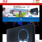 Win an Intel Hades Canyon NUC Mini PC Worth Over $2,500 from PLE