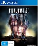 [PS4] Final Fantasy XV Royal Edition $20 @ BIG W