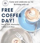 [QLD] Free Coffee (from 7am-1130am, Wednesday 8th May) @ Three Beans Brisbane
