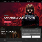 Win 1 of 20 Double Passes to Annabelle Comes Home Worth $44 from Roadshow