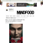 Win 1 of 10 Copies of Beneath the Veil by Bernadette O'Connor Worth $25 from MiNDFOOD