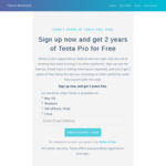 2 Years of Tenta Pro VPN for Free