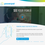 Powerpal Energy Monitor for $77.40 (Incl Free Shipping) - Normally $129