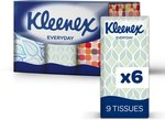 Kleenex Facial Tissues, 72 Pocket Packs $19.99 + Delivery (Free with Prime/ $49 Spend) @ Amazon AU
