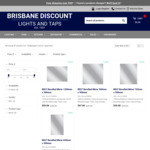 [QLD] 600/750/900/1200x900 Bevelled Edge Mirrors from $29 (C&C Only) @ BDLT