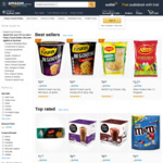 [Amazon Prime] 15% on Orders of $30.00 or More on Select Pantry Food & Drinks @ Amazon AU