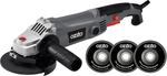 "Ozito 125mm (5"") Angle Grinder Kit $29 (Was $39.98) @ Bunnings"