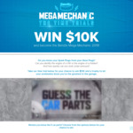 Win $10,000 Cash from Southern Cross Austereo