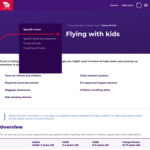 Free 23kg Baggage Allowance for Children under 23 Months @ Virgin Australia