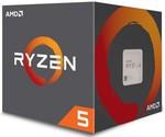 AMD Ryzen 5 2600 6 Core Socket AM4 3.4GHz CPU Processor $199 @ Harvey Norman