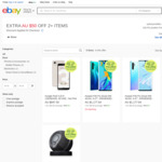 Google Pixel 3 128GB $679, Huawei P30 Pro $943 with Cocoon HD CCTV Camera + Del ($0 with eBay Plus) @ Sydney Mobiles eBay