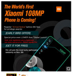 Guess Price for Xiaomi Note 10 (Xiaomi CC9 Pro) to Win AMAZFIT GTS Smart Watch Worth $139 from GearBest