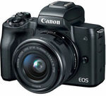 Canon EOS M50 Mirrorless Camera with 15-45MM Single Lens Kit - $678.40 Delivered @ Camera Store eBay