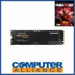 Samsung 970 Evo PLUS 1TB M.2 PCIe SSD $271.20 + Delivery (Free with eBay Plus) @ Computer Alliance eBay
