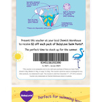 $2 off Babylove Swim Pants @ Chemist Warehouse (eg Small Size 11pk $10.99 with Voucher)