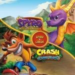 [PS4] Spyro + Crash Remastered Game Bundle $47.95 @ PlayStation Store AU