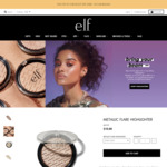50% off Sitewide + $7 Delivery (Free above $40) @ e.l.f. Cosmetics