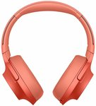 Sony WH-H900N (h.ear On 2) Over-Ear Active Noise Cancelling Bluetooth Headphones (Red Only) $224.17 Delivered @ Amazon AU