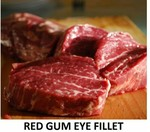 [VIC] 2 x Red Gum Eye Fillets at $160 (Was 209.96) (Free Delivery to Metro Melbourne & Geelong) @ Online Butchers Melbourne