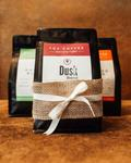 Coffee Blend Tasting Pack 750g (3x 250g) $24 Delivered @ Fox Coffee