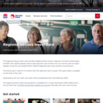 [NSW] $250 Travel Card for NSW Regional Seniors with Aged Pension Card or CSHC Card @ Service NSW