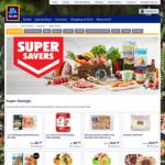 Super Saver - Quiche 700g $4.99, Gourmet Icecream 1L $3.49, Kalamata Olives 350g $1.99 @ ALDI
