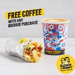 [QLD, NSW, VIC, WA,NT] Free Coffee, Hot Chocolate or Tea with every Breakfast Item Purchase @ Guzman Y Gomez