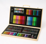 180 PC Large Complete Painting Set In Wooden Box $39.90 + Delivery (RRP: $89.90) @ Dshop