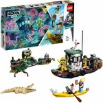 LEGO Hidden Side Wrecked Shrimp Boat 70419 $29.99 + Delivery ($0 with Prime/ $39 Spend) @ Amazon AU