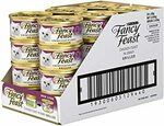 Fancy Feast Wet Cat Food Various Types, 24 Can, 24x85g Fr $19.79 (S&S) + Delivery ($0 with Prime / $39 Spend) @ Amazon AU