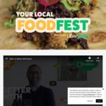 50% off Participating Vegetarian Restaurants ($20 Max Discount) @ Uber Eats