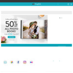 50% off Photo Books & 60% Canvas Prints @ Snapfish