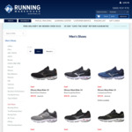 Mizuno, Hoka One One, NB & Saucony Running Shoes $84.96 (Were up to $219.95) @ Running Warehouse Australia