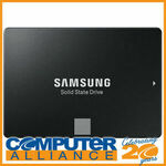 Samsung 860 EVO 500GB SSD $92.65 Delivered (+$19 Cashback, Expired) @ Computer Alliance eBay (W/ Afterpay)