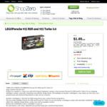 LEGO Porsche 911 RSR and 911 Turbo 3.0 $48 Delivered @ Shop Zero