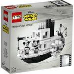 LEGO Ideas Steamboat Willie 21317 $109 Delivered @ Kmart (Online Only)