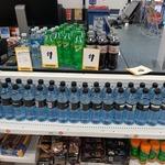 [NSW] Mount Franklin Lightly Sparking Water 450ml $0.50, Sprite & Diet Coke 600ml $1 @ Officeworks, West Ryde