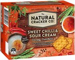 Natural Cracker Co. Sweet Chilli and Sour Cream Crispy Crackers, 16x 160g $4.95 + $8.28 Shipping @ Tasteful Delights via Amazon