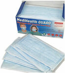 MediHealth Guard Disposable Level 3 Surgical Face Mask 3ply 50pcs/Box $29.30 (Was $75) AU Stock-Express Delivery @ Medisa.com.au