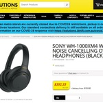 Sony WH-1000XM4 Headphones $359.93 (Variable Price / Free Pickup / $10 Delivery) @ JB Hi-Fi Commercial (Membership Required)