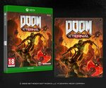 [Prime, PC, PS4, XB1] Doom Eternal Exclusive Edition (with Steel Poster) $32.36 Delivered @ Amazon UK via AU