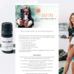 Win a Years Supply of 100% Pure Argan Oil from Youforher