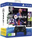 [PS4] DualShock 4 Wireless Controller FIFA 21 Bundle $89 @ JB Hi-Fi & Amazon AU