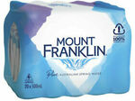 [eBay Plus] Mount Franklin Still Water 20x 500ml $9.70/ $8.73 + $10 Shipping ($0 with $50 Spend) @ Coles eBay