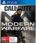 [PS4] Call Of Duty Modern Warfare $23 @ EB Games