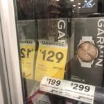 [VIC] Garmin Vivosmart 4 Fitness Tracker (Grey/Gold Small/Medium) $129 (Save $70) @ Big W (Sunshine)