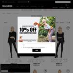 30% off Selected Black Leggings - $27.00 + Shipping @ BlackMilk Clothing