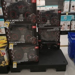 [VIC] 2.4GHz Radio Control 4x4 Monster Truck Toy $59 (in-Store Only) @ Kmart Airport West